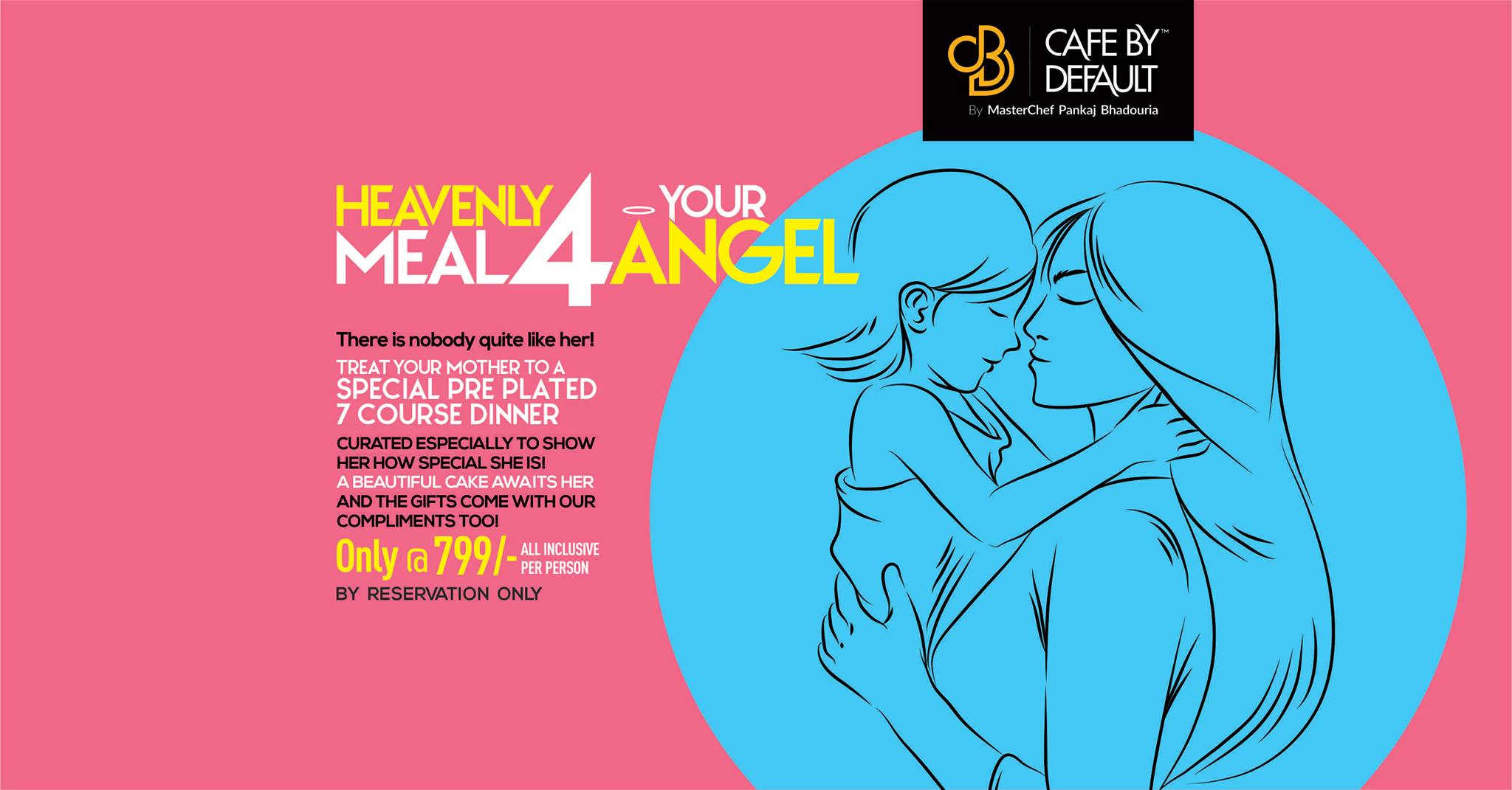 Heavenly Meal 4 Your Angel ! - CBD - Event